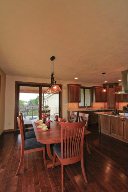 Wolfinger Custom Home - Dining Room